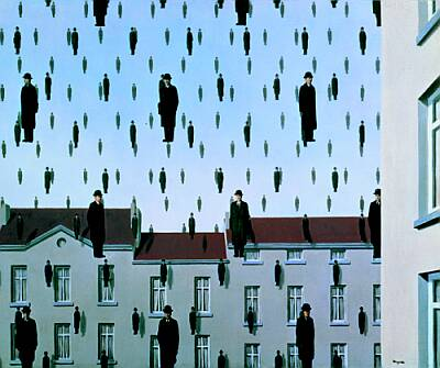 magritte-rene-golconde