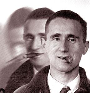 Bertolt Brecht es una de las lecturas recomendadas de La Palabra Itinerante