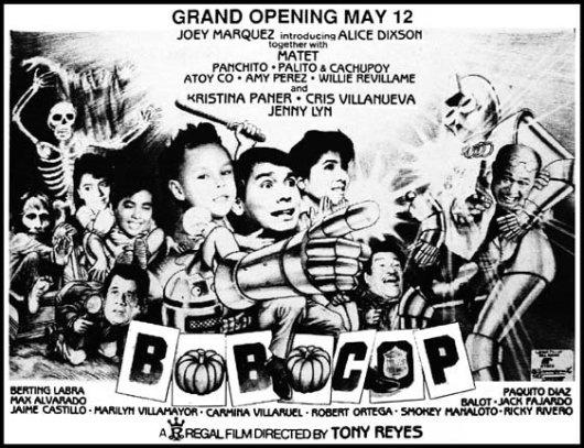 Bobocop Film