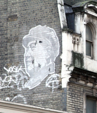 Mao Zedong Graffiti2