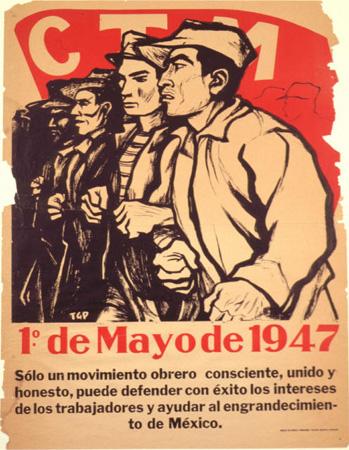 01 May 1947 poster