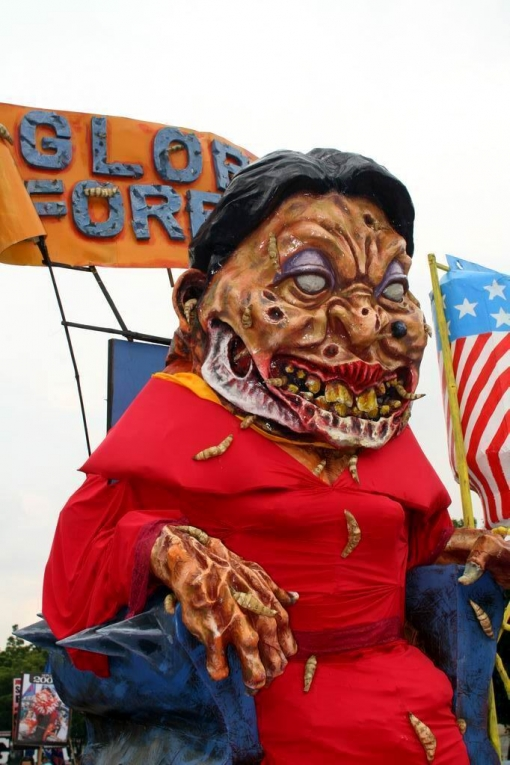 Gloria SONA Effigy 2009