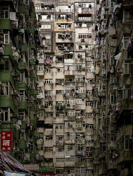 Michael Wolf-hongkong