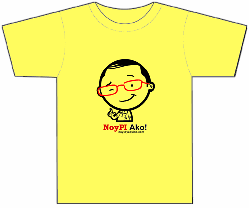 Noynoy Shirt