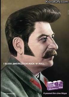 Joseph Stalin Elvis Presley