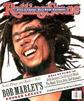 Rollingstone Bob Marley
