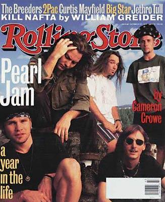 Rollingstone Pearl Jam