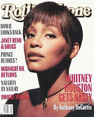 Rollingstone Whitney Houston