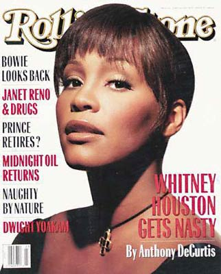 Rollingstone Whitney Houston
