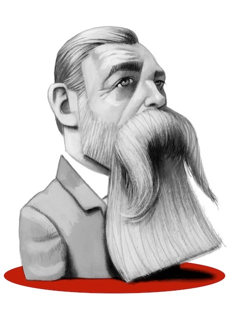 Friedrich Engels Cartoons