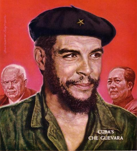 Che Guevara Bernard Safran