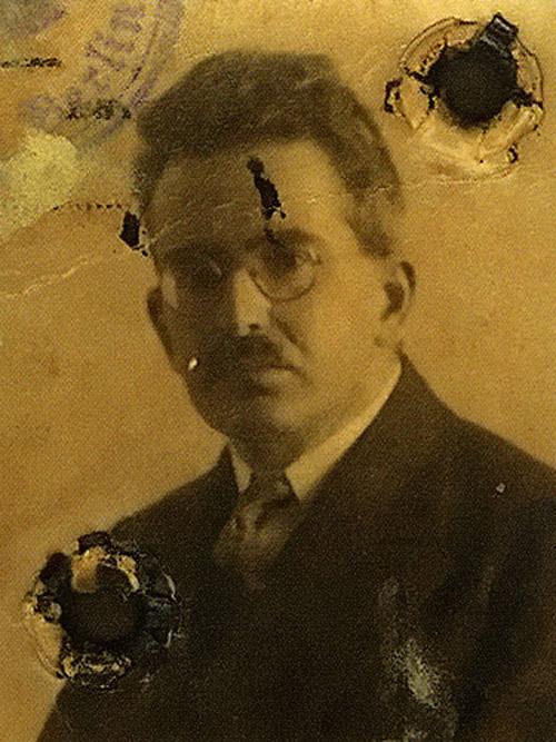 Walter Benjamin1