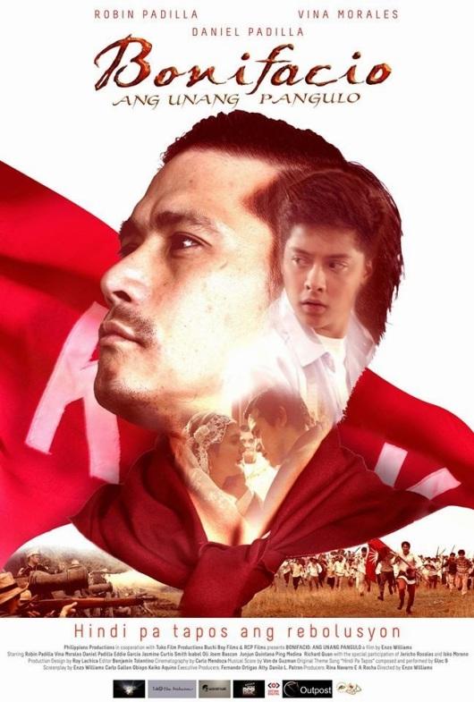 Bonifacio Ang Unang Pangulo Poster