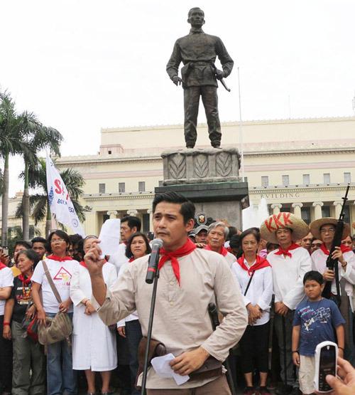 Robin Padilla Andres Bonifacio