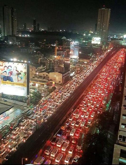 Metro Manila Traffic1