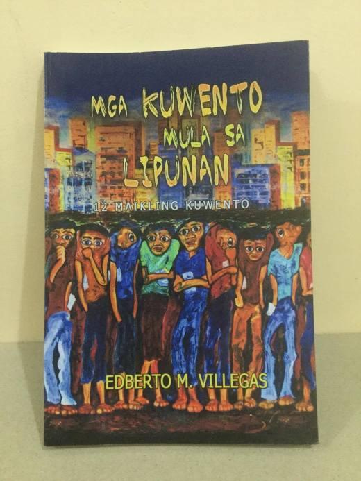 Edberto Villegas Mga Kuwento mula sa Lipunan1