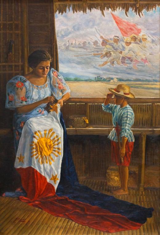 Jorge Pineda A Young Nation